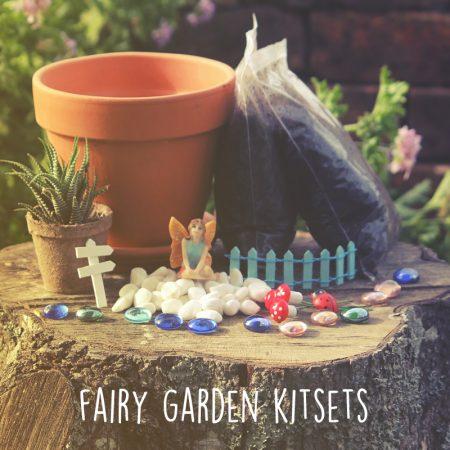 Fairy Garden Kitsets