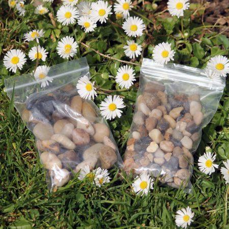 natural stones fairy garden terrain