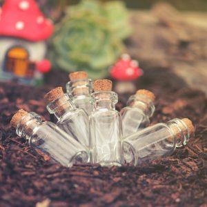 fairy magic vials