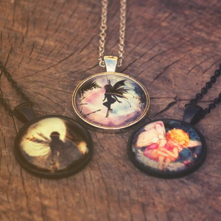 fairy necklaces