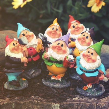 fairytale gnomes