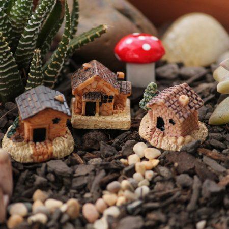 fairy garden micro house