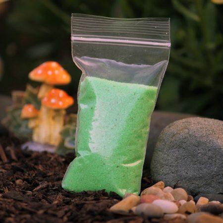 green sand micro landscape