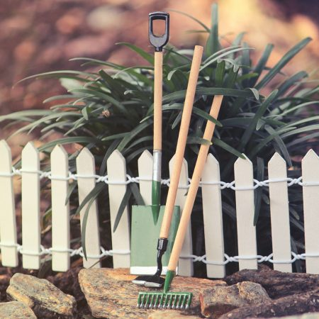 miniature gardening set fairy garden