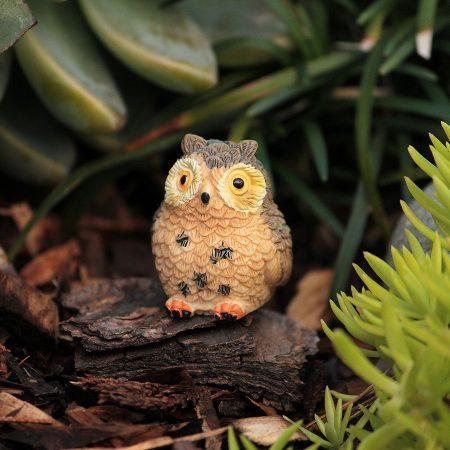 resin owl
