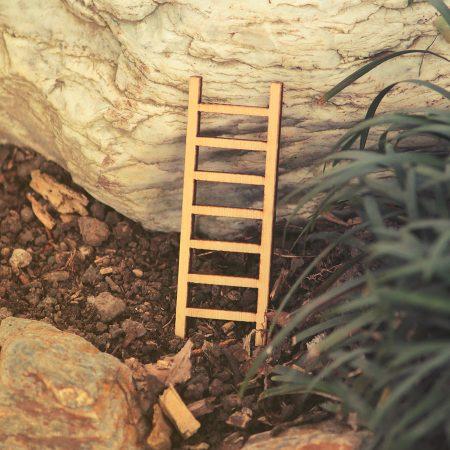 fairy garden ladder