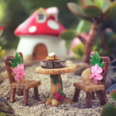 fairy bistro set