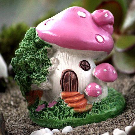 funky mushroom house