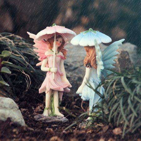 rainy day fairies