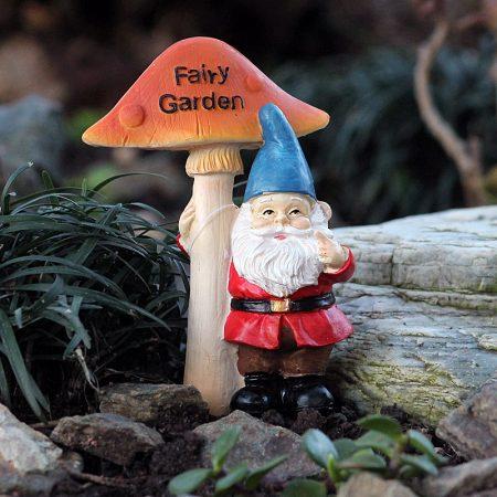 toadstool gnomes