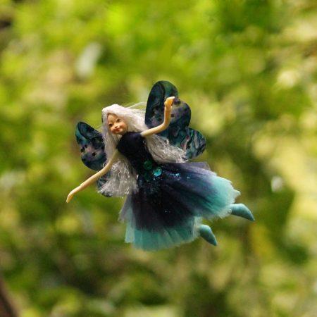 paua purple fairy nz