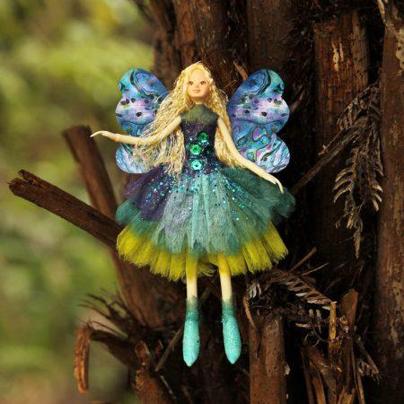 paua teal fairy nz