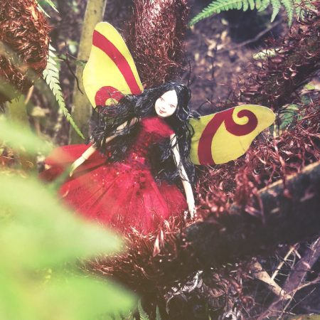red tiki fairy nz