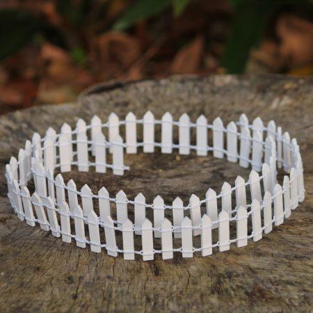 3cm fence white
