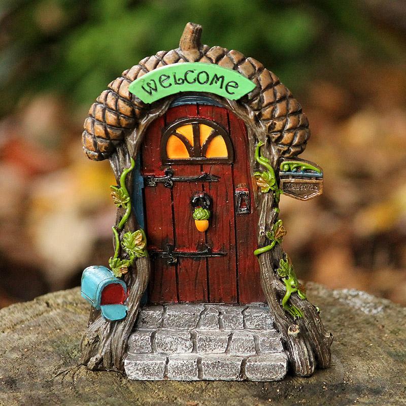 \u0027Welcome\u0027 Fairy Door