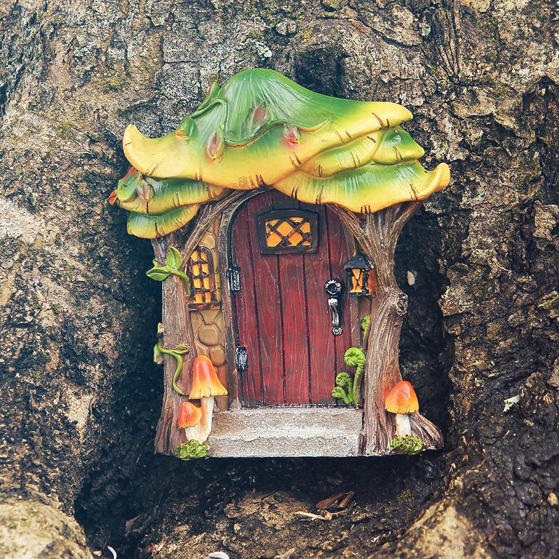 Whimsical Fairy Door
