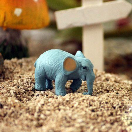 fairy elephant