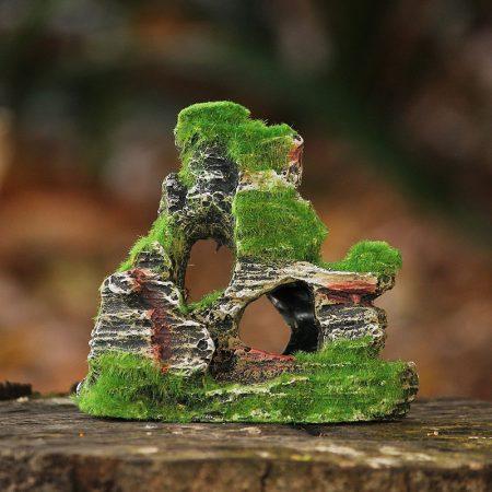 fairy garden landscape rock