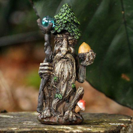 oak tree man