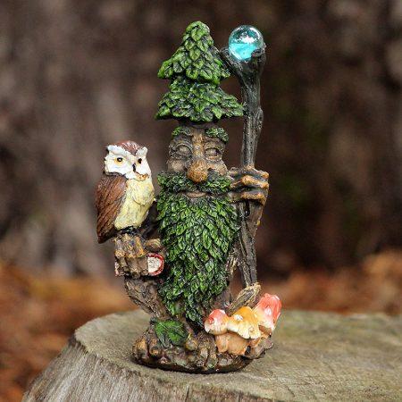 pine tree fairy man