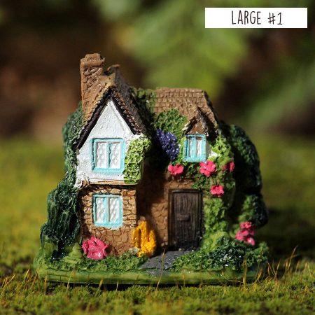 Large Fairy Cottage 1