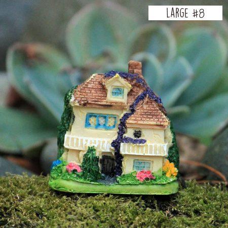 Large Fairy Cottage 8