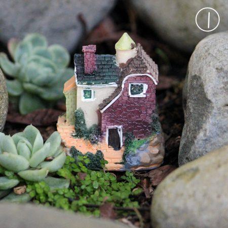 fairy cottage style i