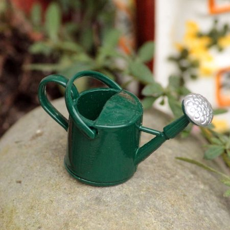 fairy watering can green