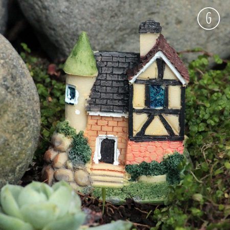 miniature cottage style g