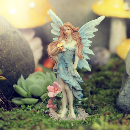 standing fairy figurines