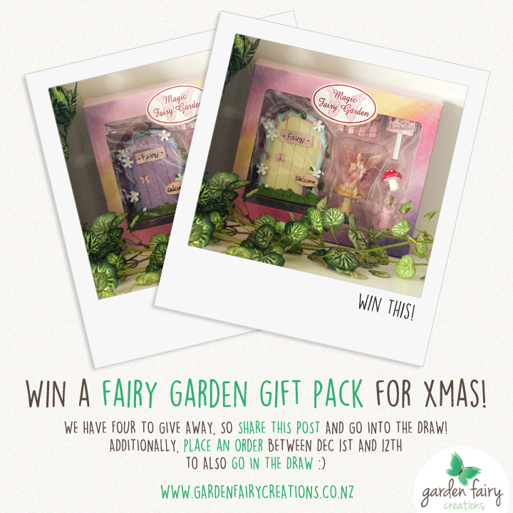 fairy garden competition